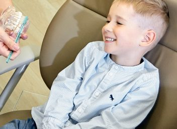 Адаптация ребенка к стоматологическому приему